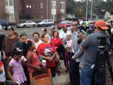 Annual Turkey Giveaway 2014