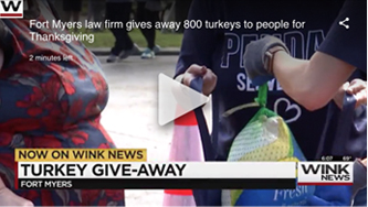 Turkey Drive 2019 Video #1